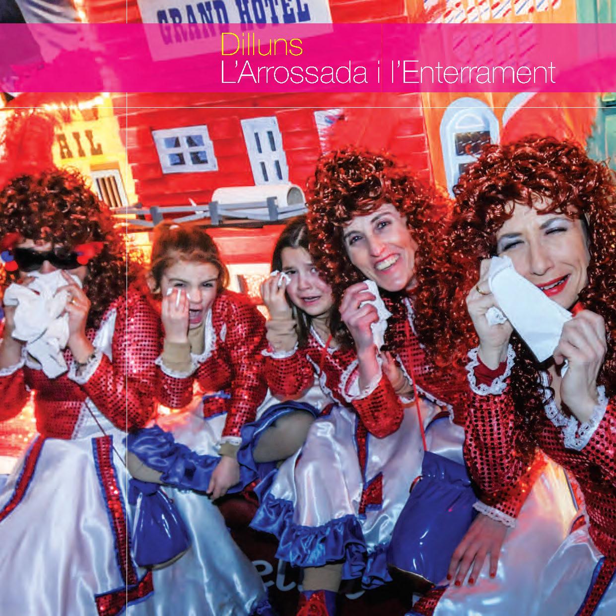 Arriba el Carnaval de Roses