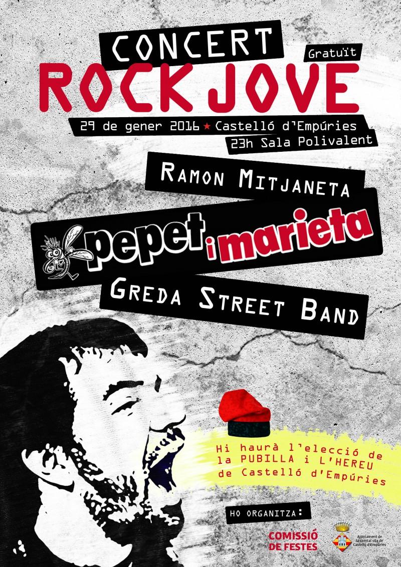 Concert Rock Jove 2016