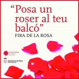 Fira de la Rosa de Roses 2016