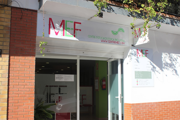 Centre MEF Roses