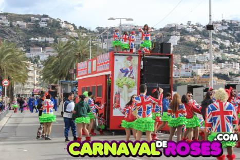 Un total de 73 colles desfilaran a Roses pel Carnaval d'enguany