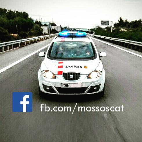 Detingut un veí de Roses que conduïa temeràriament amb un vehicle sostret a França per l'Alt Empordà