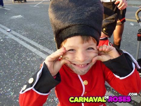 Dades i horaris pel Carnaval de Roses d'enguany