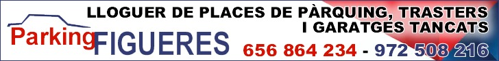 Lloguer de places de pàrking, trasters i garatges tancats