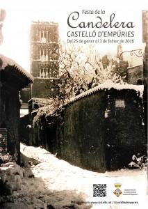 Castelló d'Empúries celebrarà la festa de la Candelera amb un programa ple d'activitats