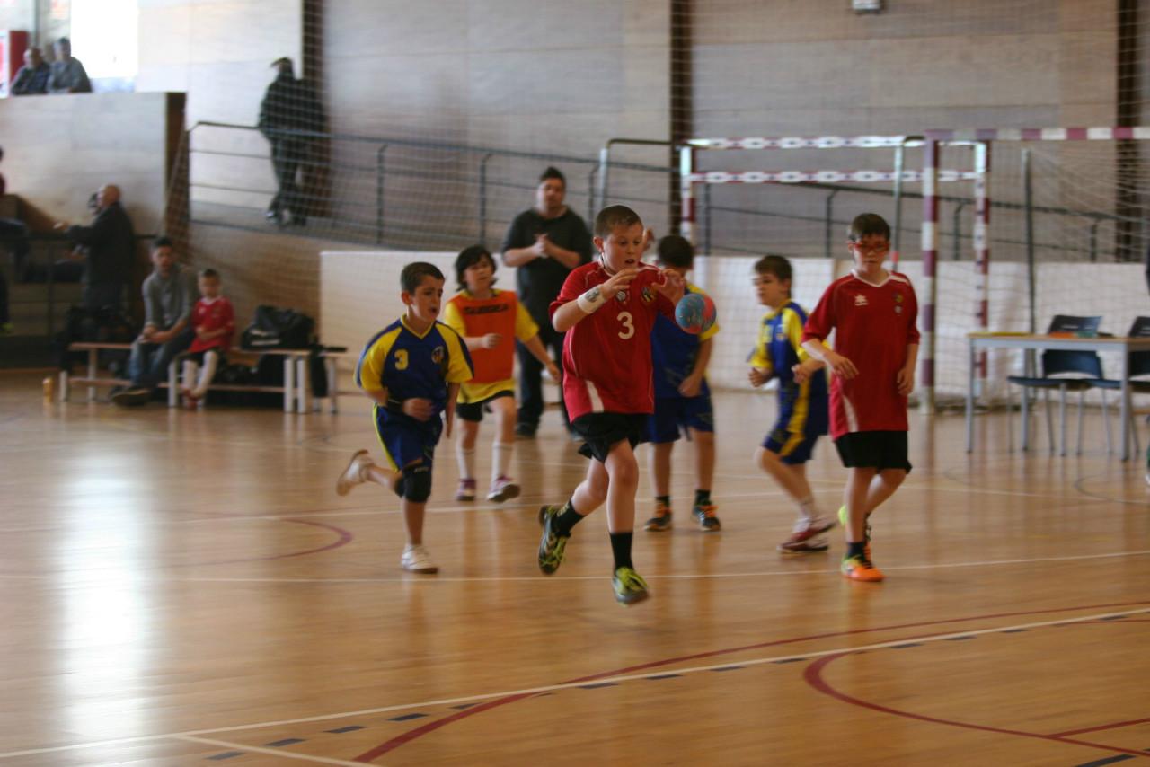 Resultats del cap de setmana del Club Handbol Empordà