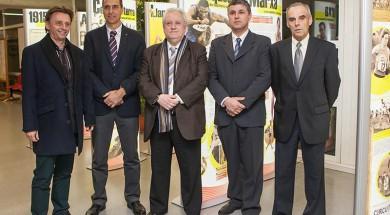 Una exposició explica els cent darrers anys de l'atletisme català