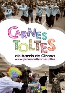 Carnestoltes a Girona
