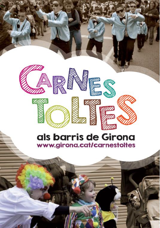 Carnestoltes a Girona 2016