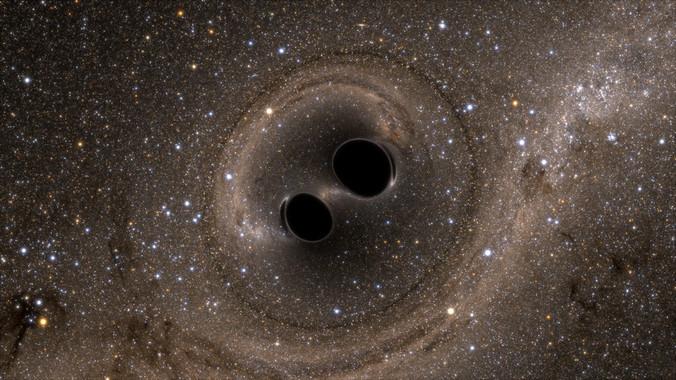 Detecció històrica d'ones gravitacionals