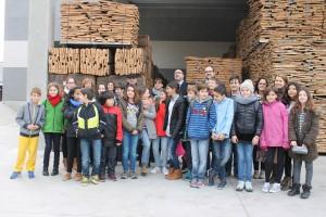 750 alumnes participen en el projecte de la FOEG per acostar l'empresa a l'escola