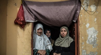 Al Líban, el 80% dels refugiat siris viuen en campaments improvitzats a les afores de Trípoli o Beirut on és més difícil distribuir ajuda humanitària. (c) Pablo Tosco / Oxfam Intermón