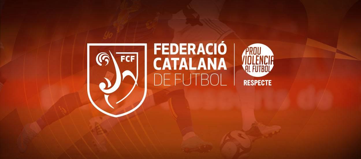 La FCF ha emès un comunicat als clubs a causa de l'alerta meteorològica per aquest cap de setmana