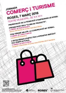 Jornada de comerç i turisme a Roses