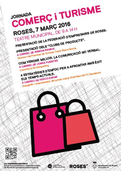 Jornada de Turisme i Comerç a Roses