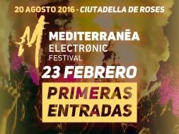 Mediterranéa Electronic Festival a Roses