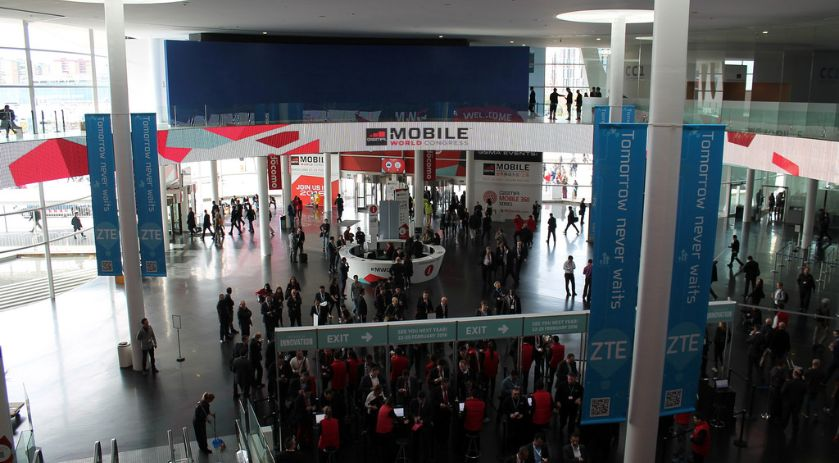 Rècord de participació de 101.000 congressistes en el Mobile World Congress