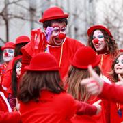 XX Festa de carnestoltes al barri de Montilivi