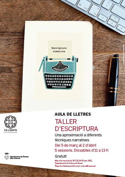 Taller d'Escriptura