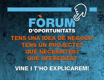 Roses tindrà un Fòrum d'Oportunitats perquè els emprenedors comparteixin i intercanviïn idees de negoci