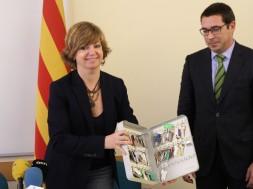 Amb les claus lliurades avui, Bankia haurà cedit a la Generalitat de Catalunya un total de 152 habitatges