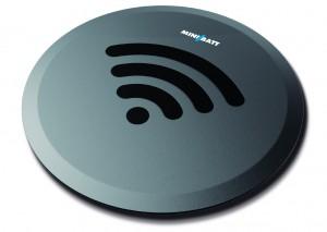 primer carregador del món invisible i sense fils per a mòbils