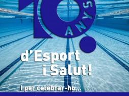 10è aniversari de la Piscina Municipal de ROses