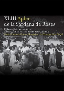 Aplec Sardanes a Roses