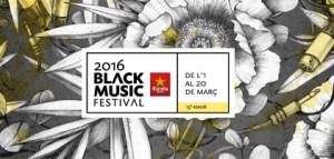 Black Music Festival 2016