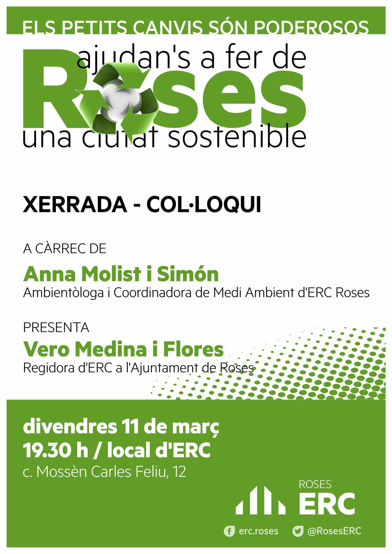 Per una Roses sostenible