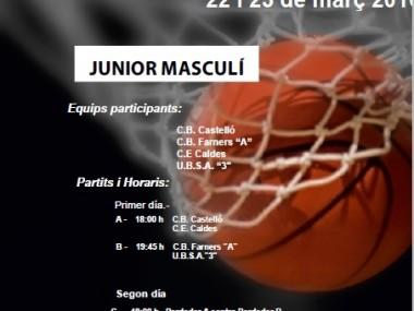 basquet castello