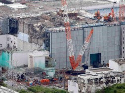 CENTRAL DE FUKUSHIMA - GREENPEACE