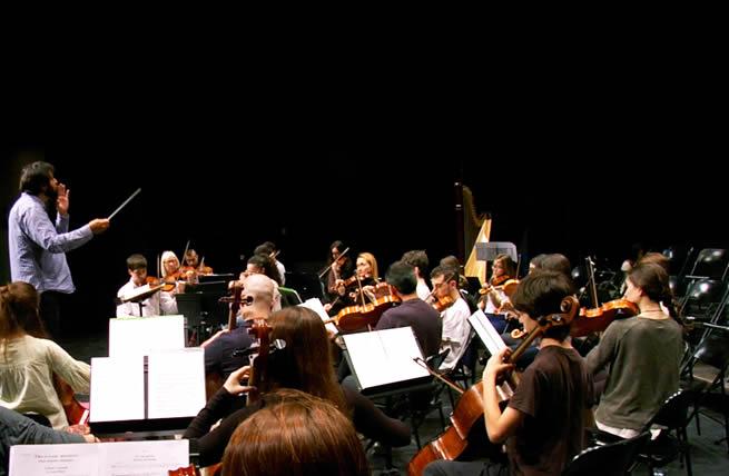 Tarda de Clàssics diumenge al Teatre Municipal de Roses amb la Jove Orquestra de Figueres