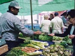 mercat diumenge roses