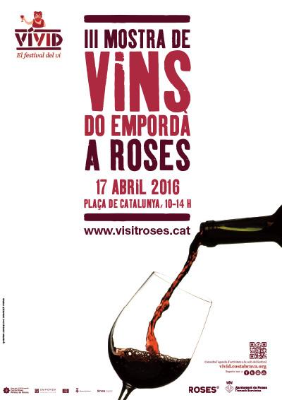 3 era Mostra de vins D.O. Empordà a Roses