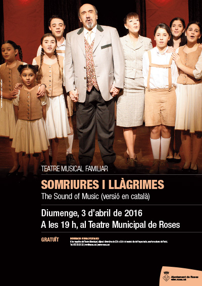 Teatre musical familiar Somriures i Llagrimes