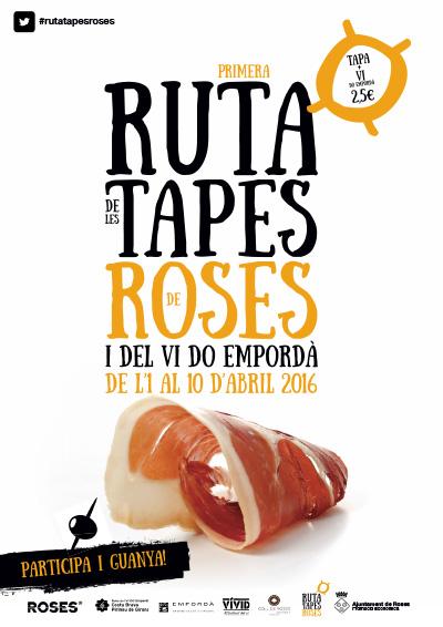 Ruta de Tapes a Roses