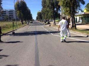 L'avinguda del Salatar serà d'un sol sentit de circulació
