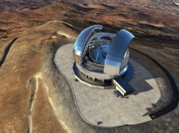 El contracte per a la construcció de l'I-ELT, el telescopi més gran del món dóna via lliure per a l'inici de l'obra en 2017. / AIXÒ