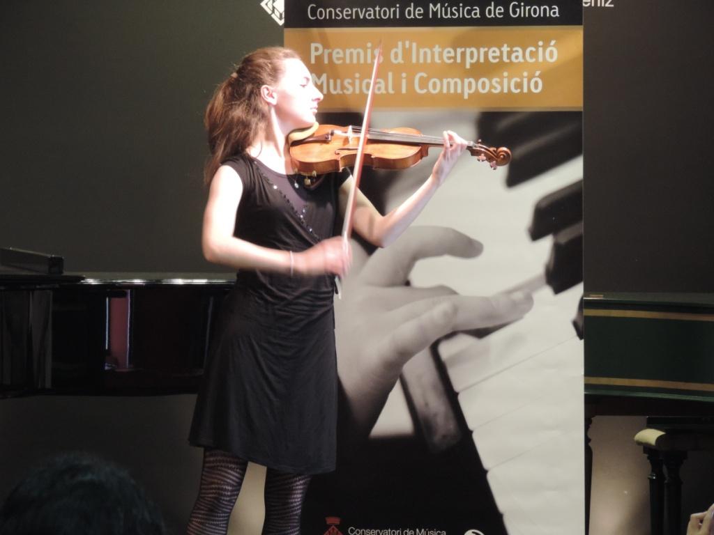 Els XV Premis d'interpretació del Conservatori de Girona es celebren aquest dissabte amb 120 inscrits