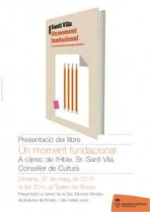 Llibre Santi Vila