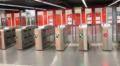 serveis mínis al metro de barcelona