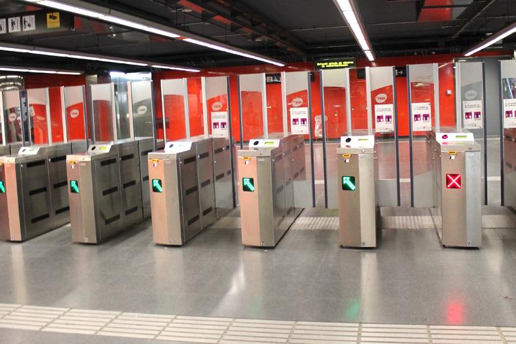 Serveis mínims del metro de Barcelona davant la convocatòria de vaga
