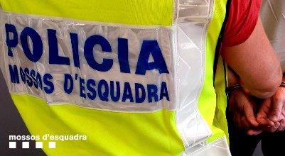 Els Mossos d'Esquadra detenen un home al Berguedà com a presumpte autor de la mort d'una dona
