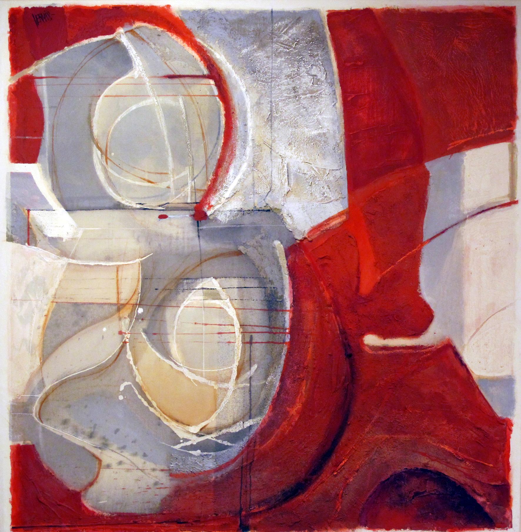 Escultures i pintures de l'artista Josep Vernis, del 18 de juny al 31 de juliol, a Ca l'Anita