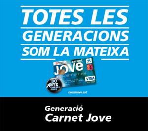 L'European Youth Card Association premia el Carnet Jove de Catalunya per la campanya de celebració dels 30 anys
