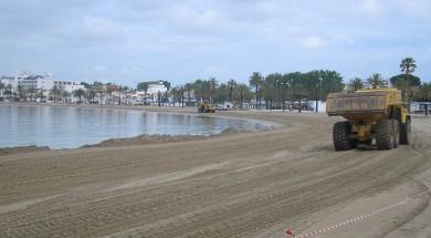 platges de La Punta i Nova de Roses