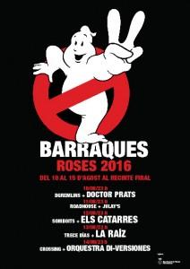 Barraques Roses 2016