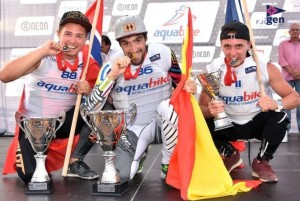 Nacho Armillas es proclama Campió del Món de Jet-Ski