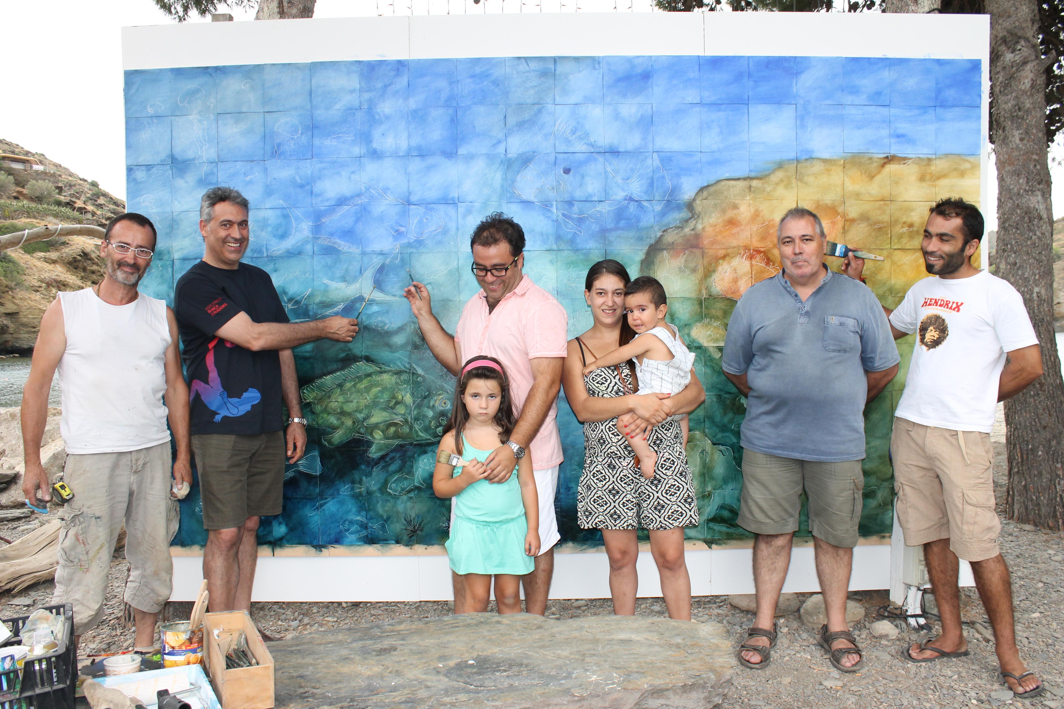 L'Hotel Cala Jóncols acull una jornada solidària a favor de l'alimentació infantil